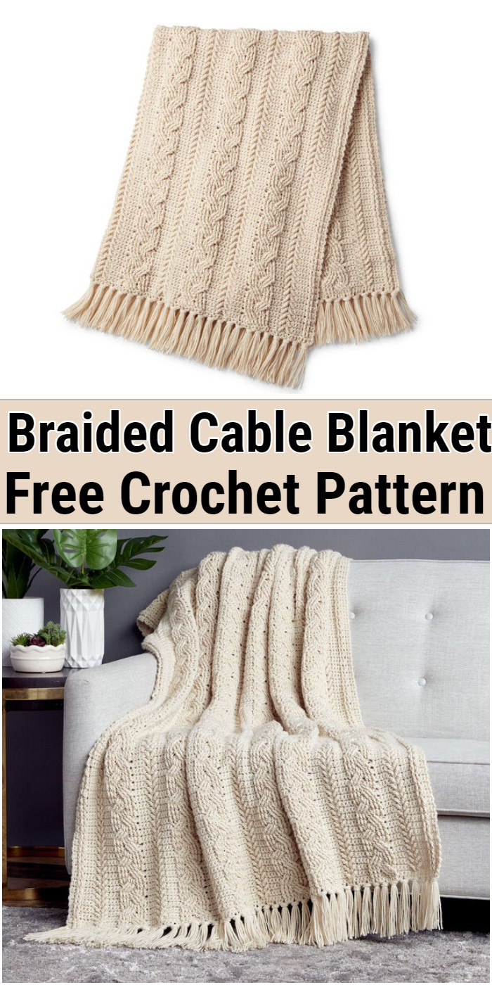 Braided Cable Crochet