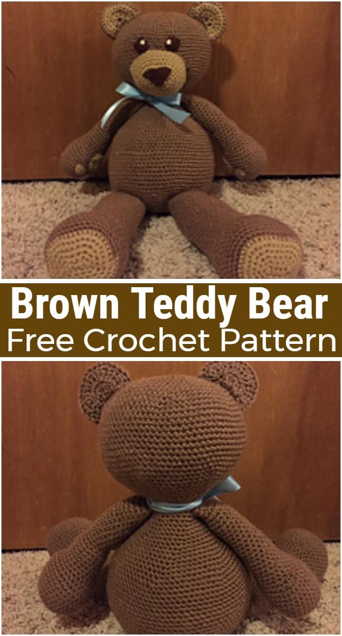 Brown Bear Pattern