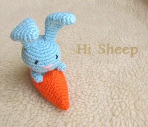 Bunny in Carrot