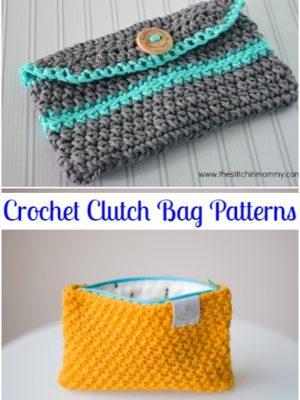 Crochet Clutch Bag Patterns