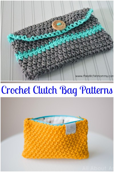 Crochet Clutch Bag Patterns
