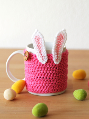 Crochet Coffee Cup Cozy Patterns