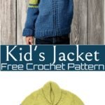 Modern And Classic Free Crochet Jacket Patterns