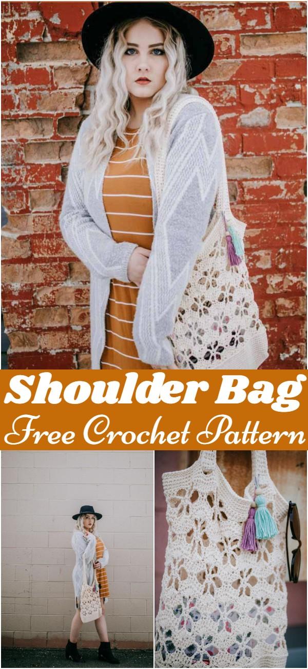Crochet Shoulder Bag Pattern