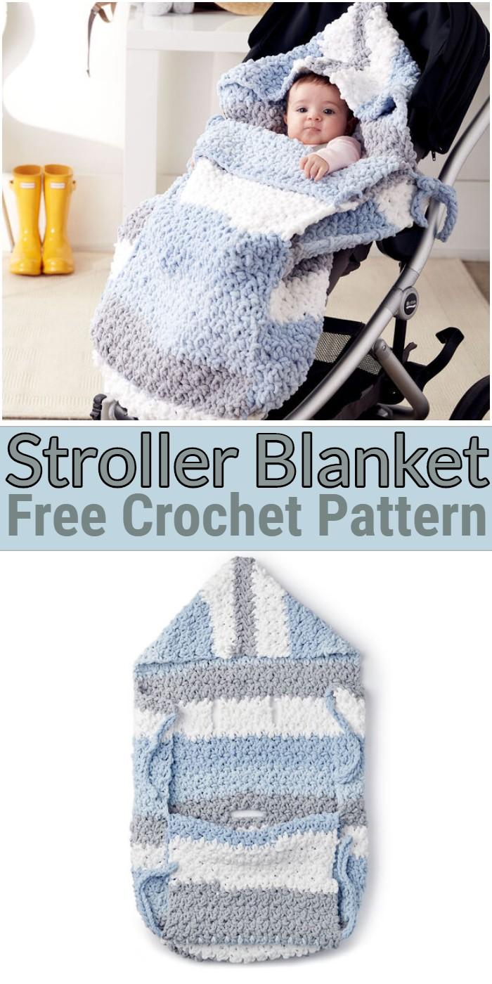 Crochet Stroller