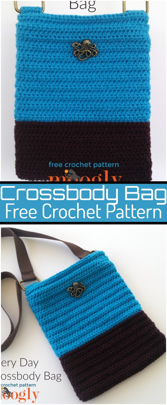 Crossbody Crochet Bag Pattern