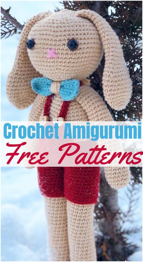 Little alien amigurumi pattern - Amigurumi Today | 1100x600