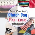 Stylish And Elegant Free Crochet Clutch Bag Patterns
