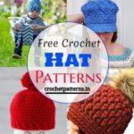 Stylish And Latest Free Crochet Hat Patterns