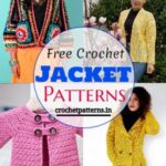 Best Free Crochet Jacket Patterns And Designs