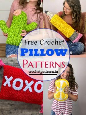 Free Crochet Pillow Patterns