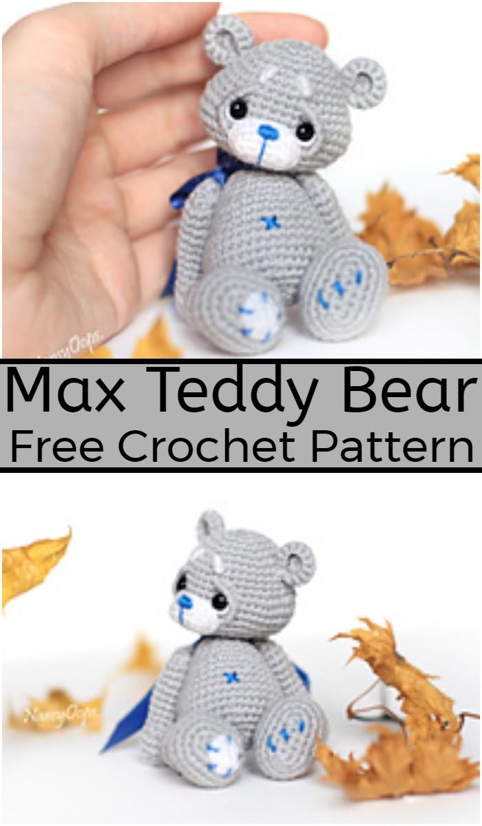 Max Bear Pattern