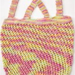 Adorable And On Trend Free Crochet Bag Patterns