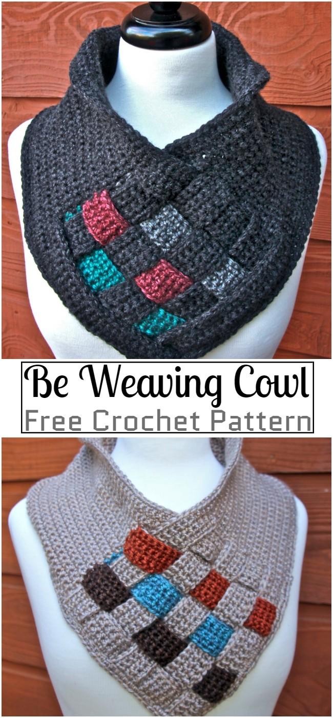 Be Weaving Pattern