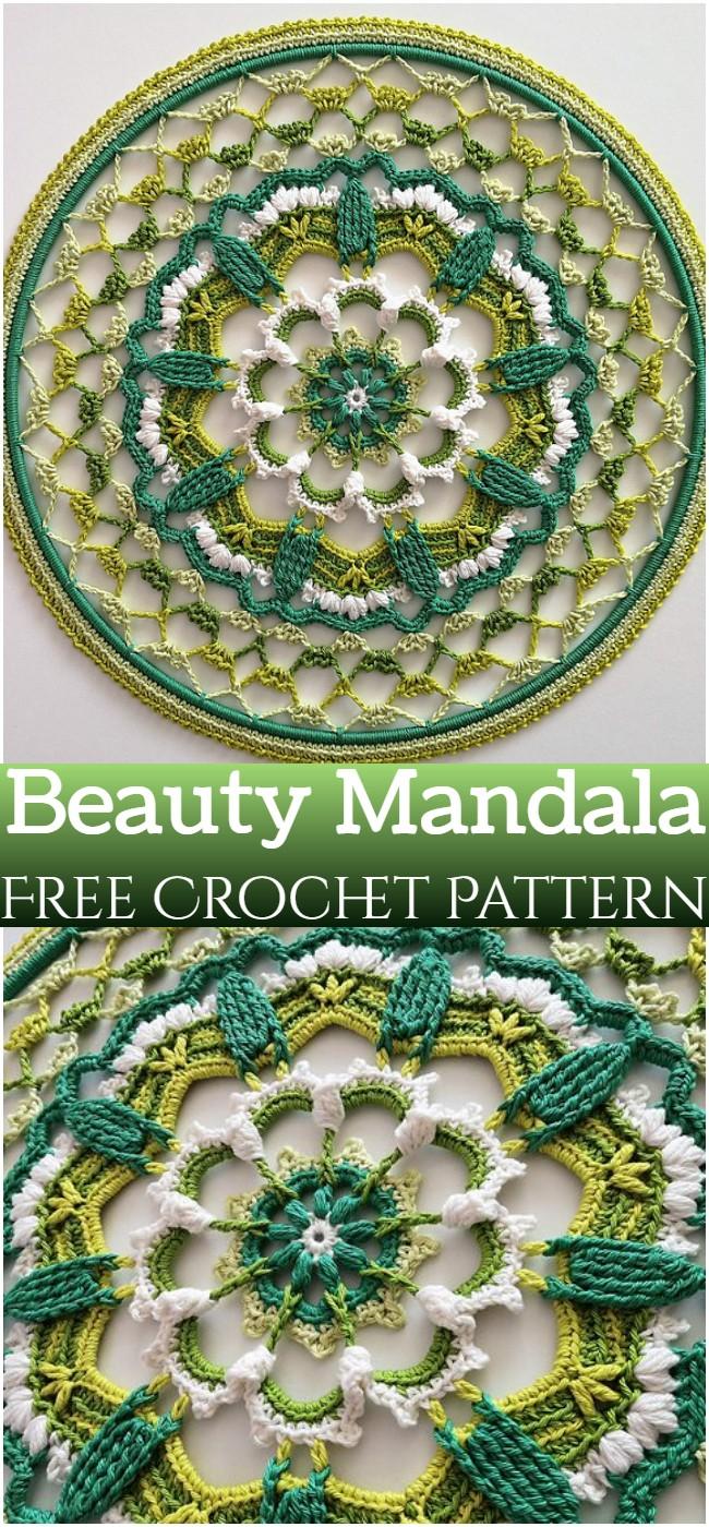 Beauty Mandala Pattern