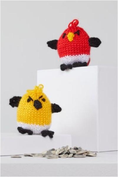 Crochet Birds Patterns