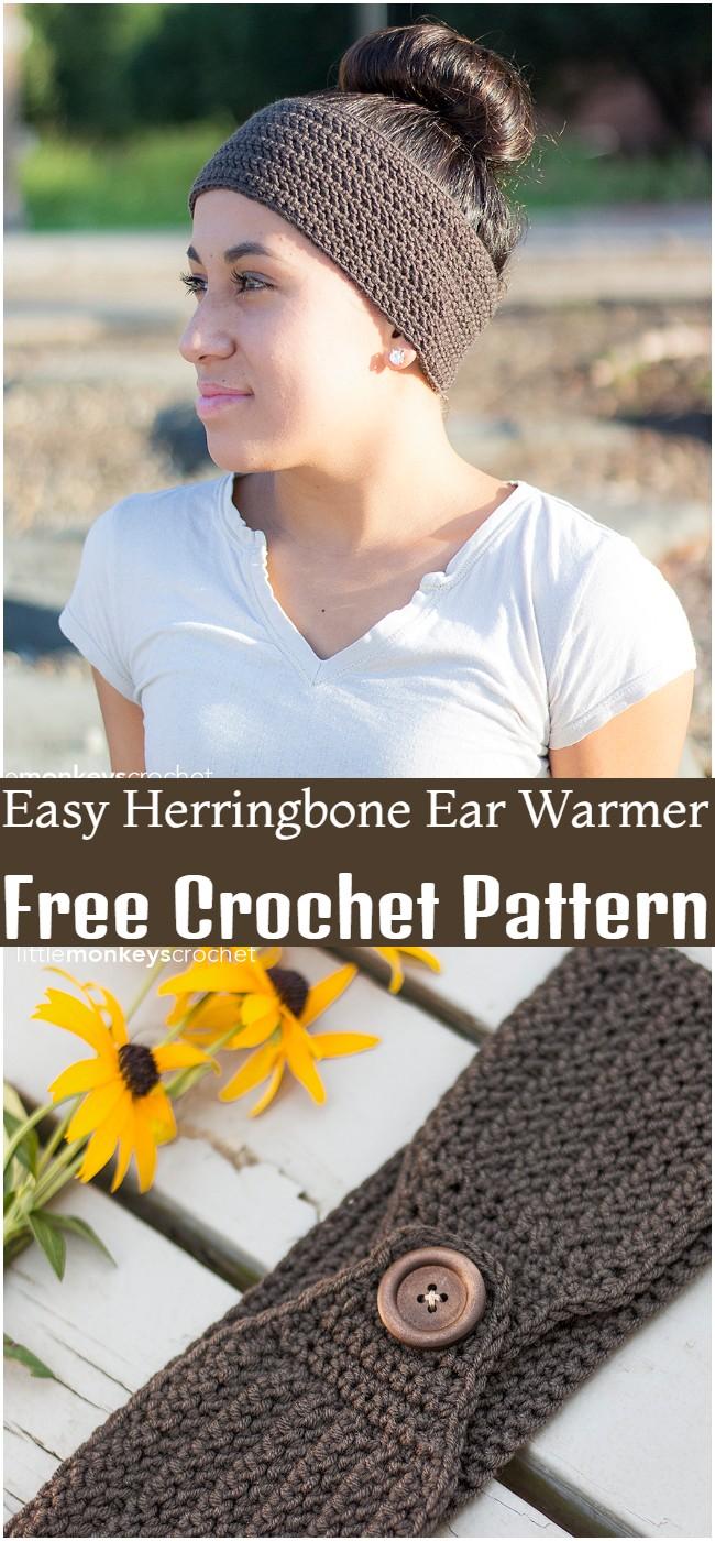 Easy Herringbone Pattern