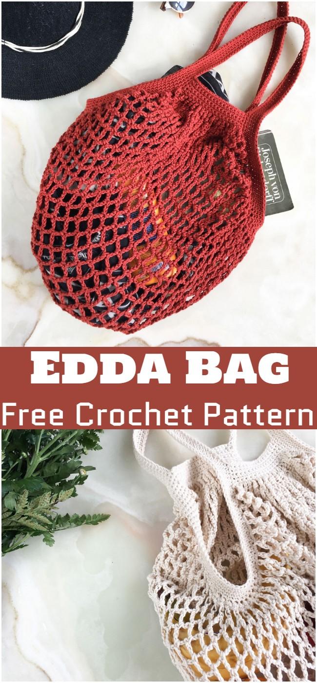 Crochet Edda Bag Pattern