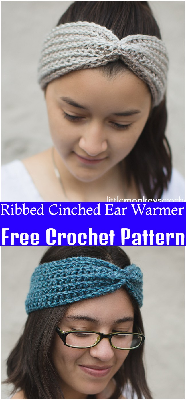 Ribbed Cinched Pattern