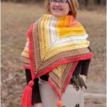 Easy Free Crochet Shawl Patterns & Images