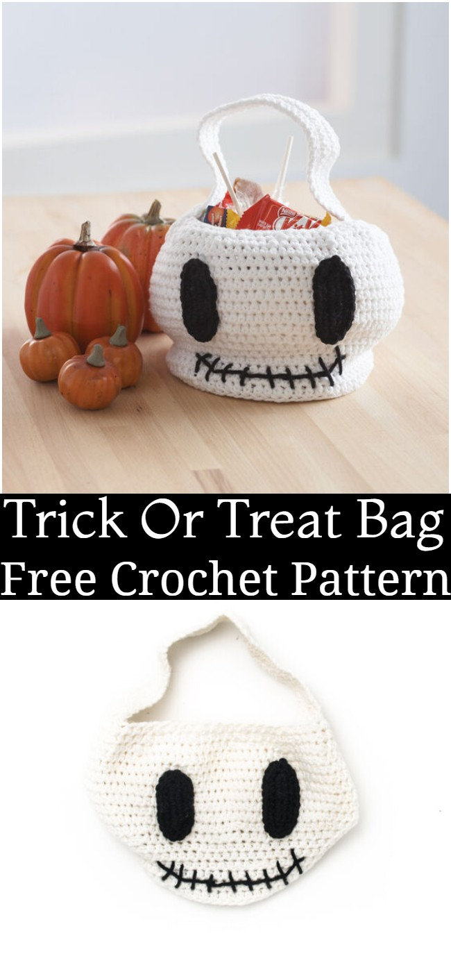 Crochet Trick Or Treat