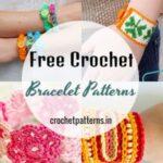 Free Crochet Bracelet Patterns
