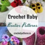 Mind-Blowing Free Crochet Baby Booties Patterns