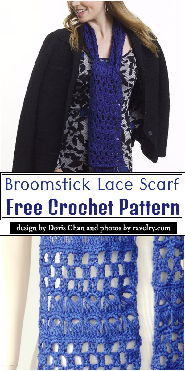 Broomstick Lace Pattern