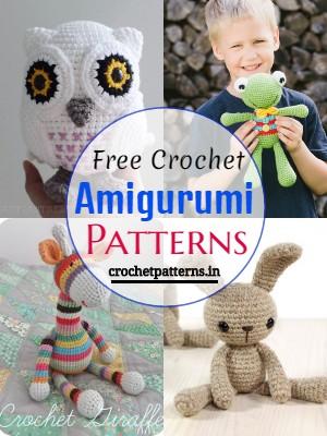 Free Crochet Amigurumi Patterns & Toy Ideas