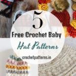 Free Crochet Baby Hat Patterns And Designs