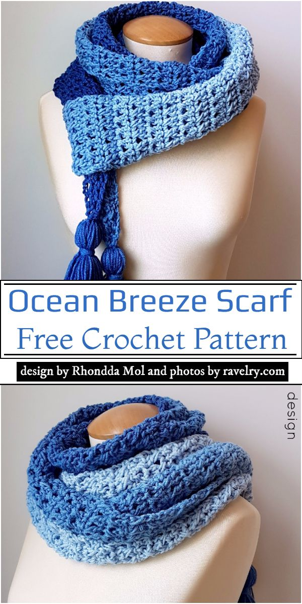 Ocean Breeze  Pattern