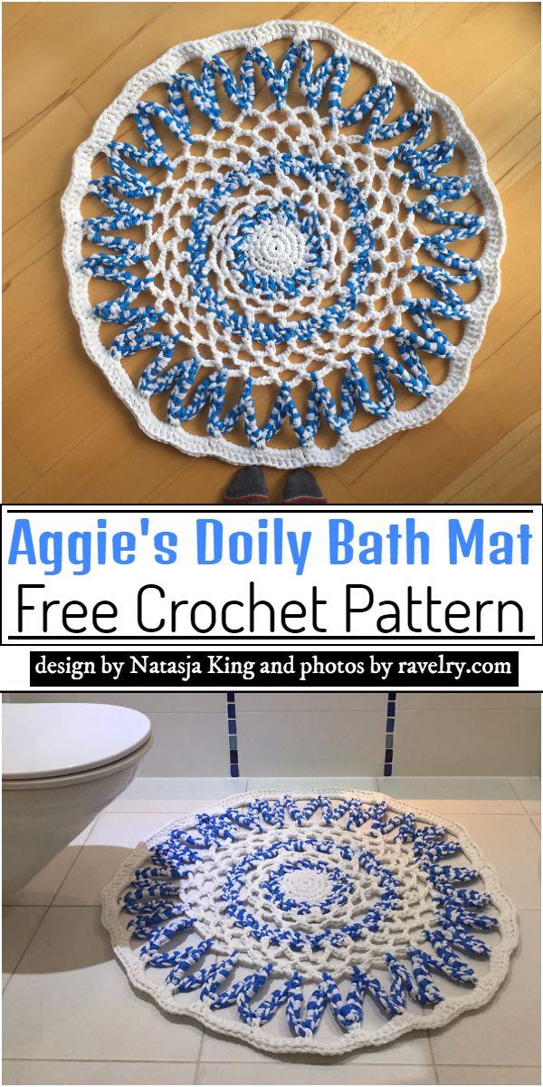 Aggie's Doily Mat