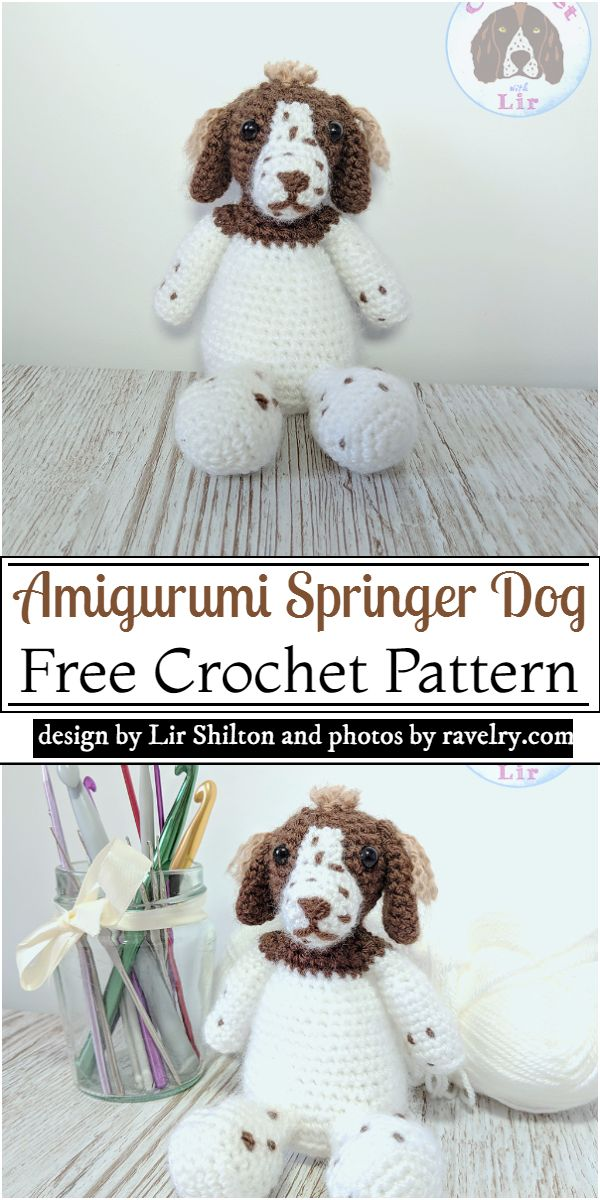 Amigurumi Springer Pattern