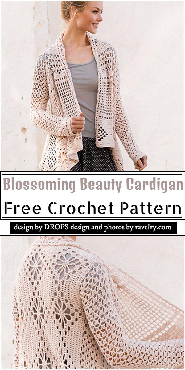Blossoming Beauty Crochet Pattern