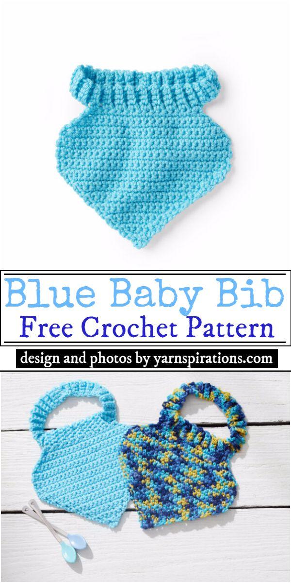 Blue Baby Pattern
