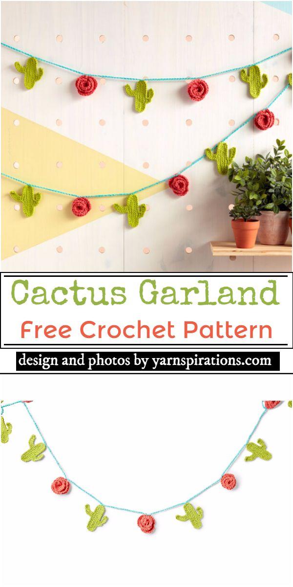 Flowered Garland Pattern