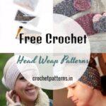 13 Free Crochet Head Wrap Patterns