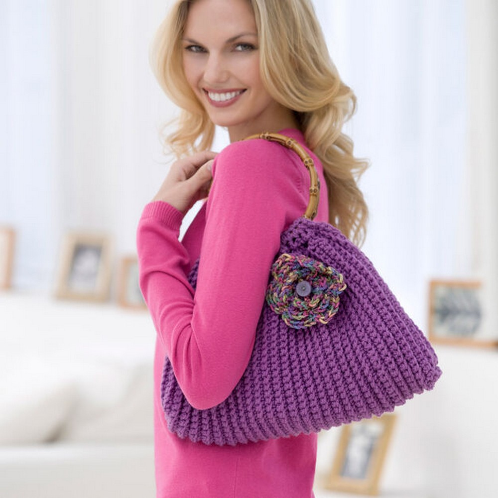 Crochet Posey Purse