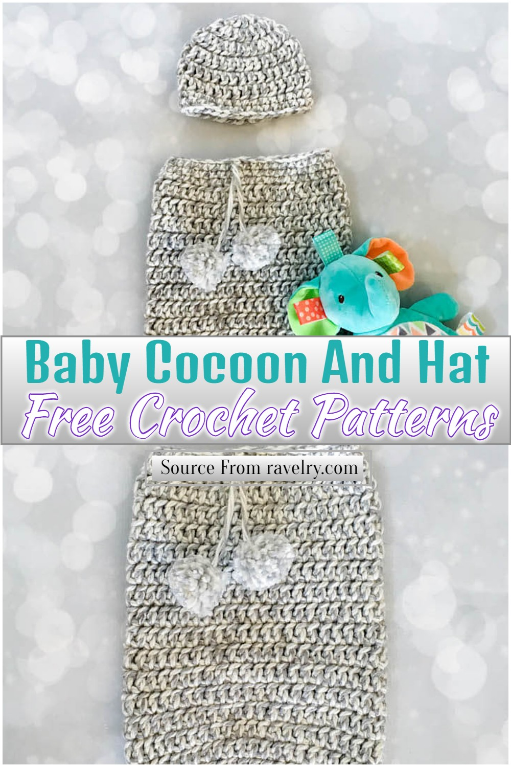 Baby And Hat Pattern