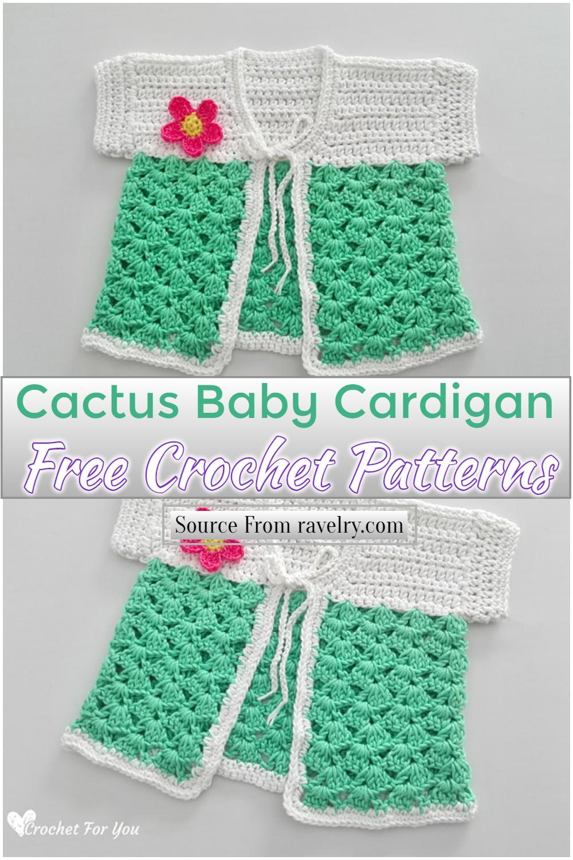 Free Softer Cactus Pattern