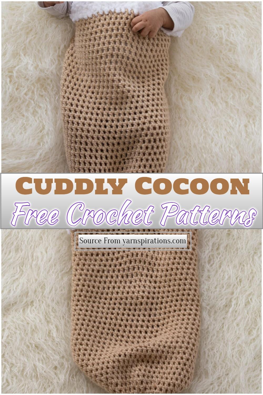 Free Crochet Cuddly Cocoon Pattern