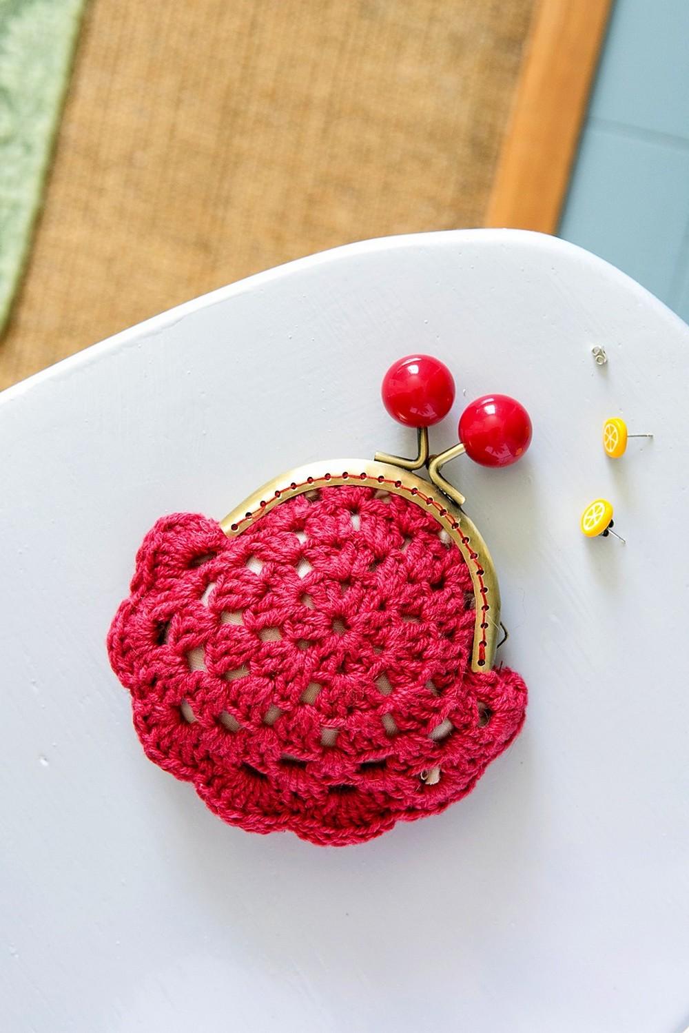 Free Crochet Lottie Purse