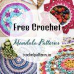15 Free Crochet Mandala Patterns