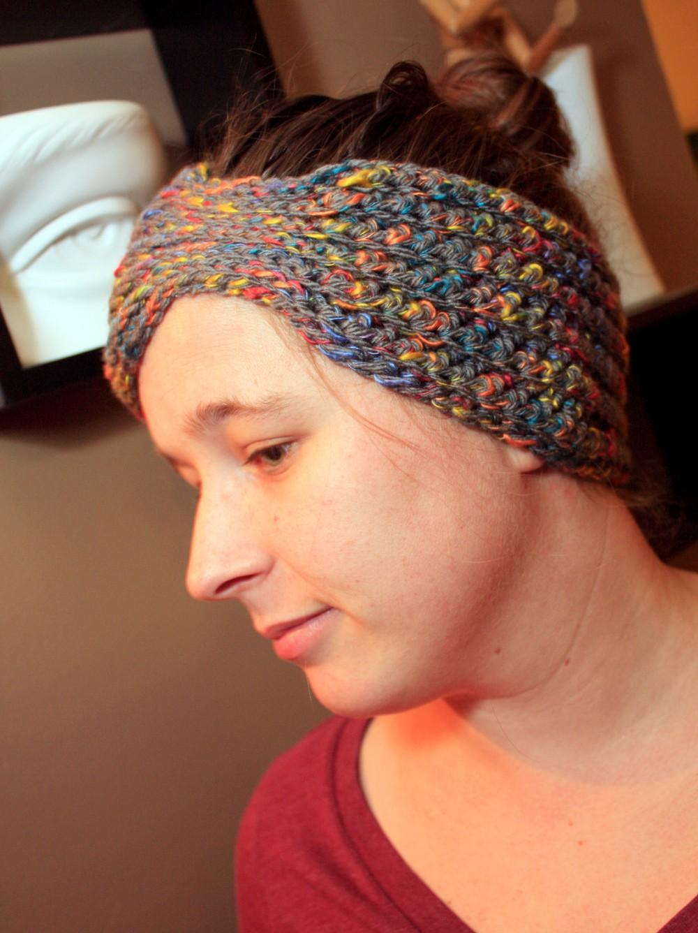 Free Crochet The Everly Head Wrap
