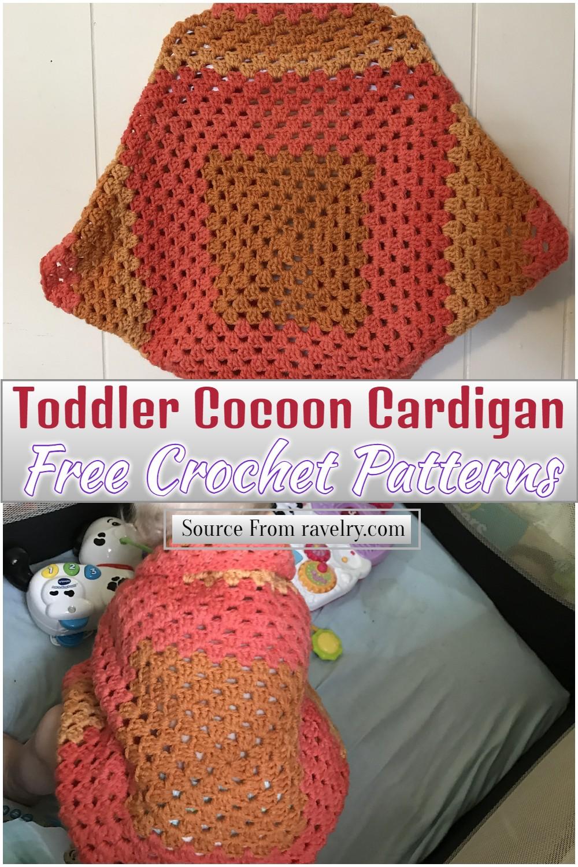 Toddler Cardigan Pattern