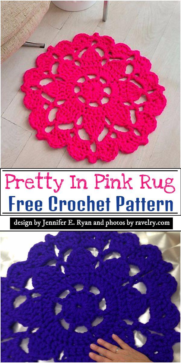 Pretty In Pink Pattern