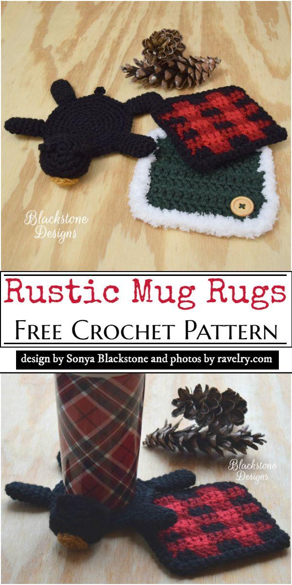 Rustic Crochet Pattern