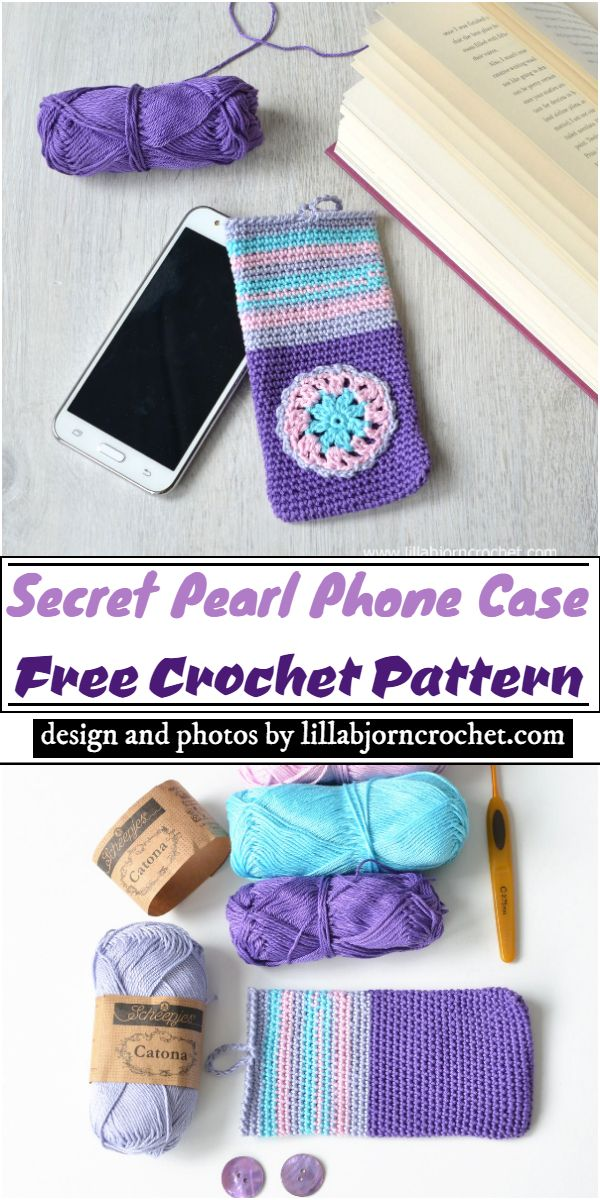 Secret Pearl Pattern for your mobile