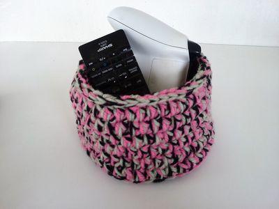 1 Hour Basket Crochet Pattern