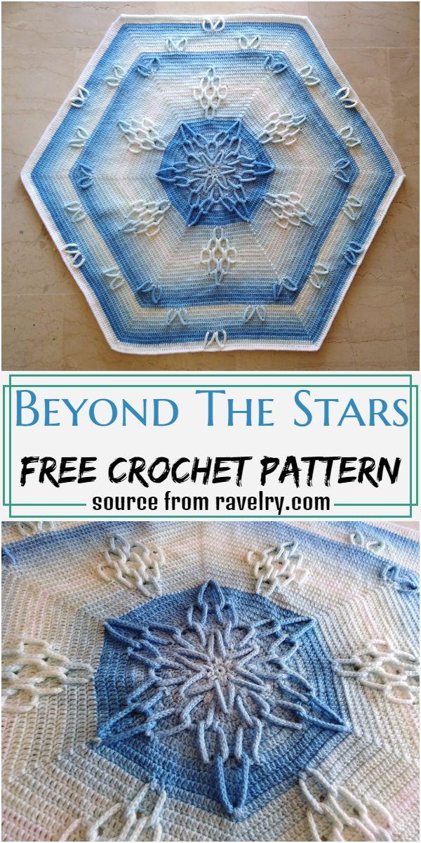 Beyond The Stars Crochet Pattern
